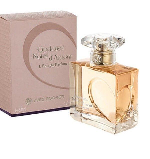 YVES ROCHER Quelques Notes d'Amour Eau de Parfum  #YvesRocher