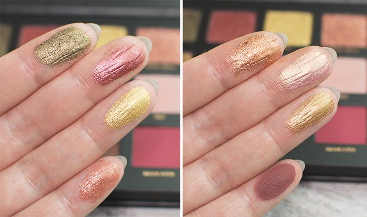 http://www.candykiller.pl/ Huda Beauty Rose Gold Swatch