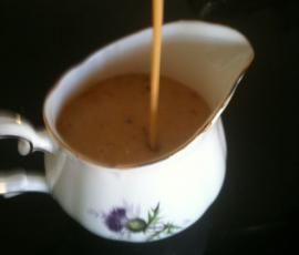 Recipe Best Ever Gravy by Theresa - Recipe of category Sauces, dips & spreads