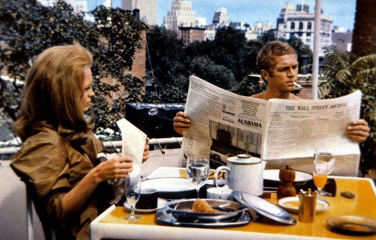The Thomas Crown Affair de Norman Jewison (1968)