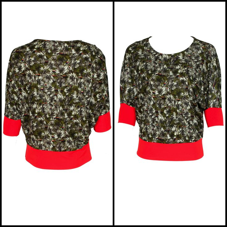 #whoswho #greenbird #abudhabi #abudhabistyle #abudhabifashion #dubai #dubaistyle #dubaifashion #marinamall #womenswear #casualwear #spring2014 #summer2014 #springsummer2014 #ss14 #shirt #collaredshirt #printedcollaredshirt #printedshirt #psychedelic #cuffedsleeves #printed #Psychedelicprint #redcuffs #lace #laceprint