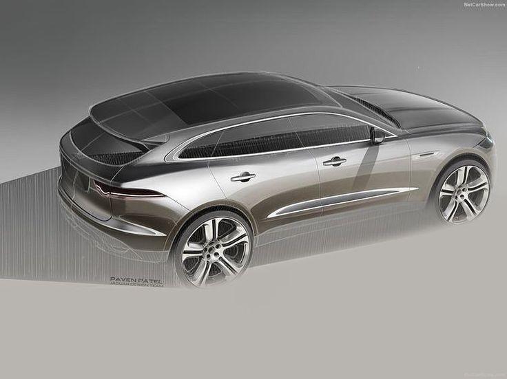 Jaguar F-Pace by Paven Patel  Jaguar Design Team by http://ift.tt/1qWdyOy