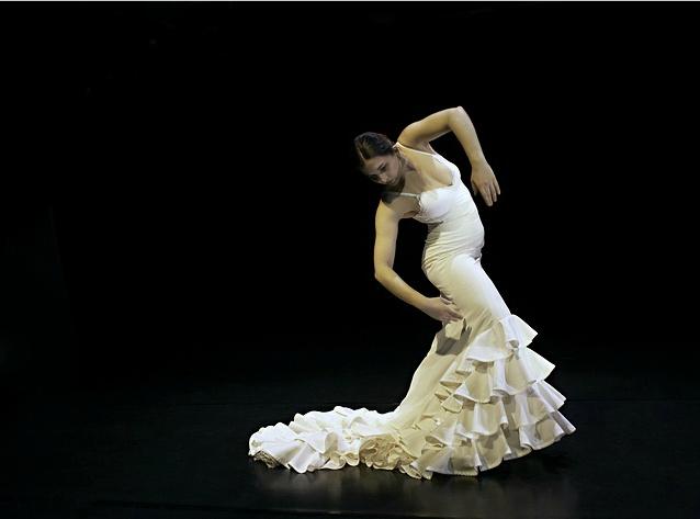 Rosanna Terracciano, flamenco dance artist. Photo: Kristian Jones