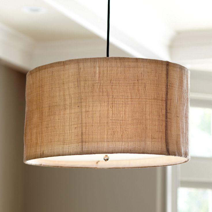Natural woven 3 light pendant lighting ballard designs