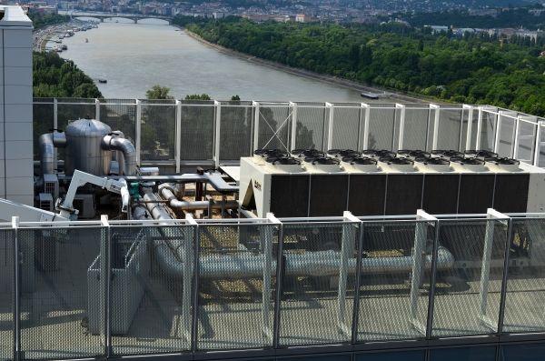 Budapest: A Swietelsky a GTC White House generálkivitelezője, megújul