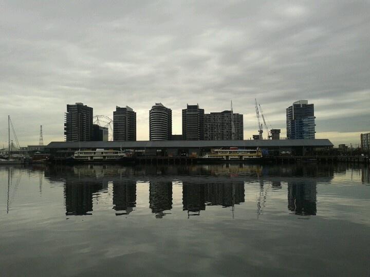 dockland, melbourne