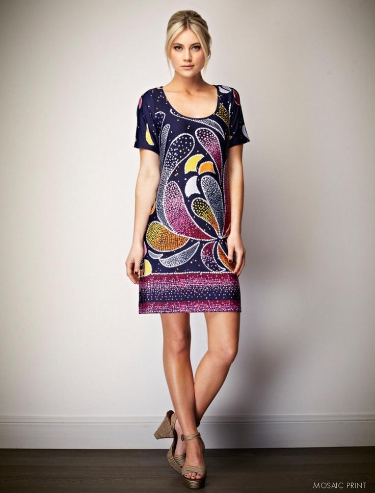 Leona Edmiston April Dress D789