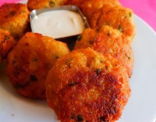 Τα φαλάφελ είναι παραδοσιακό αραβικό φαγητό at cooklos.gr