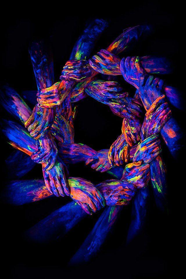 """""""Under Black Light"""" by John Poppleton"""
