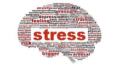 TORNO IN FORMA : Stress: 10 segnali di avvertimento