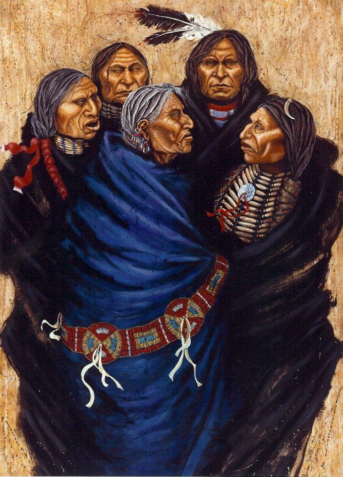 Council of Elders **Marianne Millar**