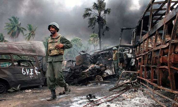 Government forces and Tamil Tiger rebels most likely committed war crimes during 26-year civil war, report says