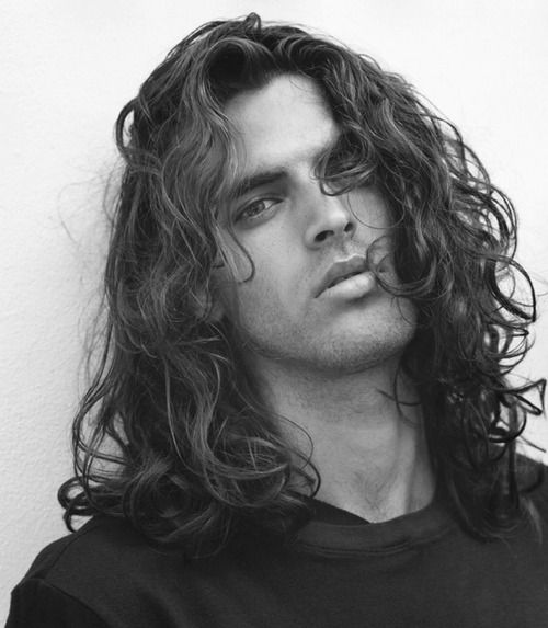 Stupendous 1000 Images About Beautiful Men With Long Hair Lt3 On Pinterest Short Hairstyles For Black Women Fulllsitofus