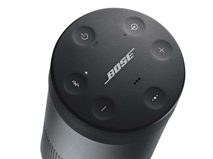 [拡大画像]ボーズ、360度全方位再生の円筒形Bluetoothスピーカー「SoundLink Revolve」(4/8) - AV Watch Watch