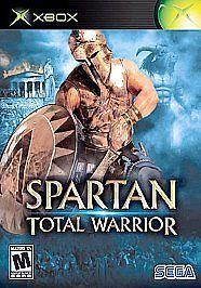 Spartan Total Warrior - Xbox Game