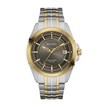 Bulova Precisionist Two-tone Men's Automatic Watch