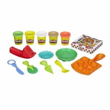 Play-Doh Pizza Party Speelset online kopen | Lobbes.nl