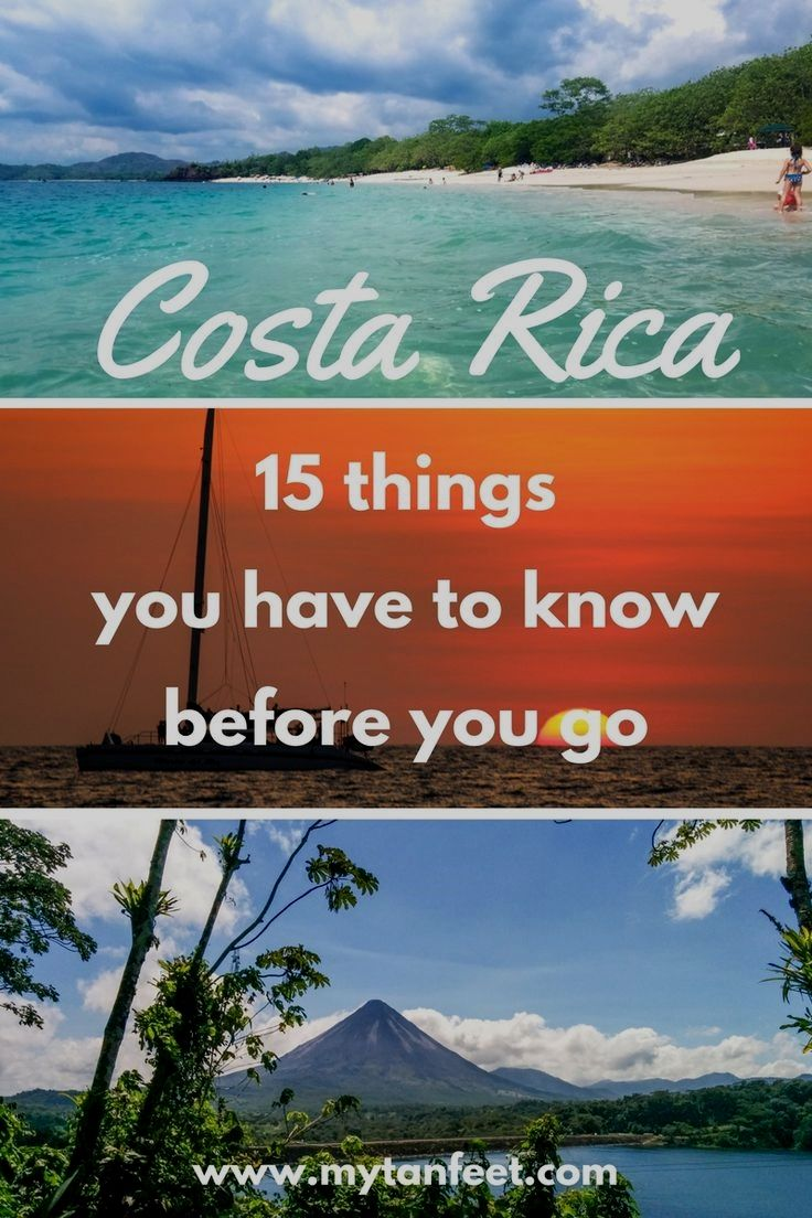 in 2018 | costa rica places to know | travel tips, travel, costa