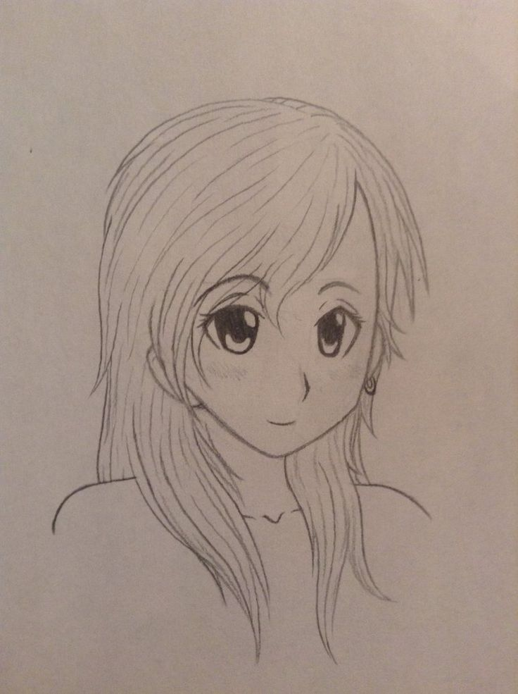 Anime Style Drawing Practice by IFADEU337 on DeviantArt