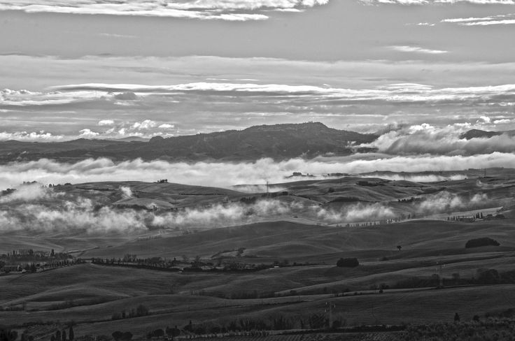Tuscany landscape by Antonio Vannucci on 500px