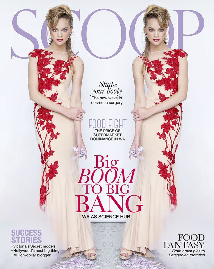 Scoop Spring Cover 2014  www.scoop.com.au