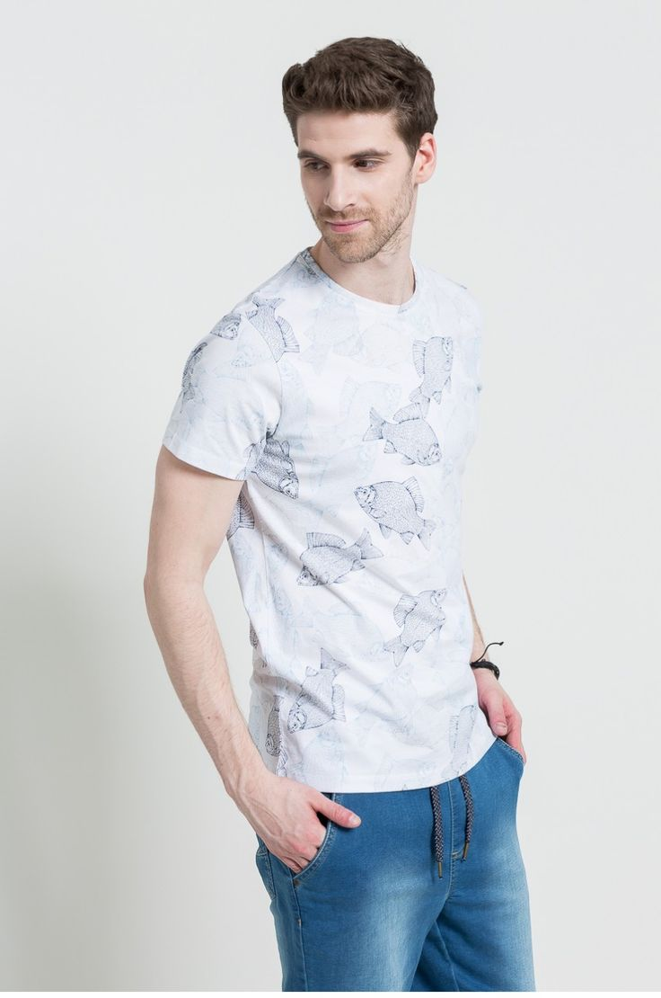 T-shirty i polo T-shirty  - Medicine - T-shirt Ahoy Sailor