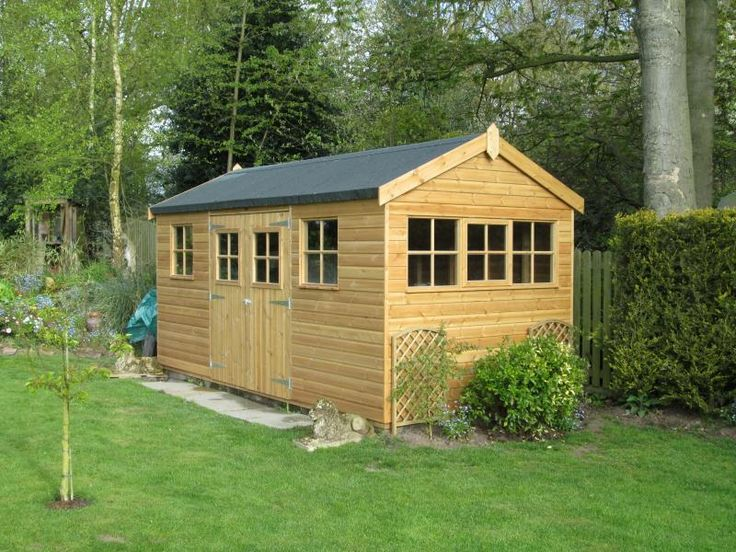 superior shed with georgian windows this superior shed has recently been installed in our customers garden