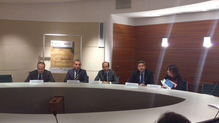"""""""L'Italia non è seconda a nessuno in tema di #efficienzaenergetica""""  Oggi si è svolta la conferenza stampa di presentazione di #Smartenergy. Trovi la diretta qui https://twitter.com/SmartEnergyExpo"""