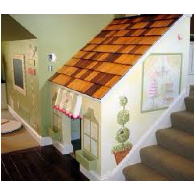 This could fill the empty space (Jeanette's desk) under the stairs in our family room.