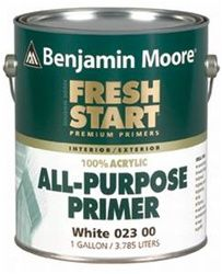 For use when painting OVER wallpaper. See http://www.benjaminmoore.com/en-us/for-your-home/painting-over-wallpaper