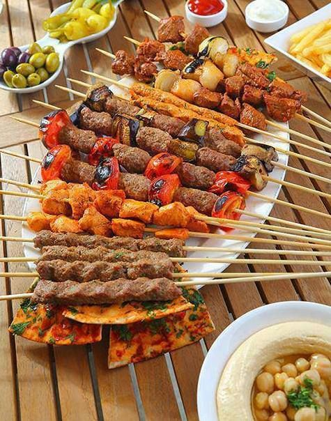 1000 images about middle eastern food on pinterest - Cuisine bernard falafel ...