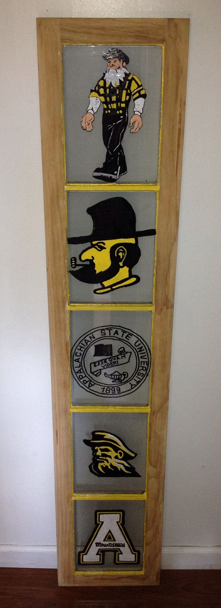 App state! My husband @Johnny Miller  made this for me!!