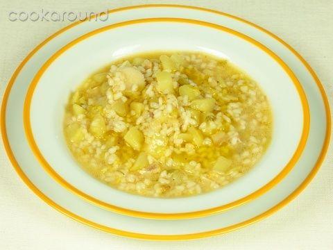 Zuppa di porri e patate: Ricette di Cookaround   Cookaround
