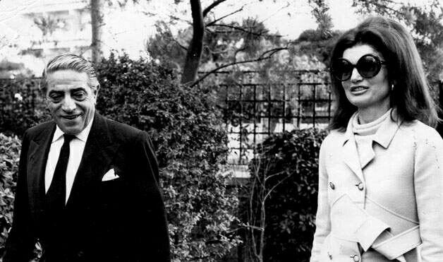 Aristotle and Jackie Onassis