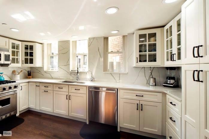 A New York City Renovation Featuring Jsi Trenton Cabinets