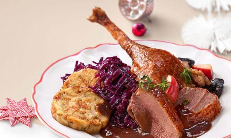 Weihnachtsessen: Typische Gerichte und passende Getränke