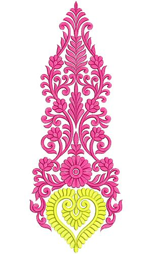 11345 Kali Embroidery Design More