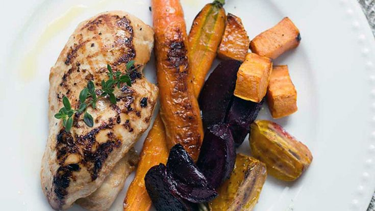 Hungry Girl's Day-Off Diet Chicken and Sweet Potato Pack | The Dr. Oz Show
