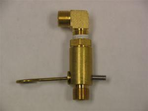 Fleck 2300 Safety Valve Brass (FL2300)