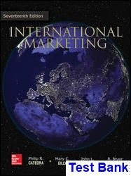 International marketing 17th edition cateora test bank test bank international marketing 17th edition cateora test bank test bank solutions manual exam bank quiz bank answer key for textbook download instantly fandeluxe Images