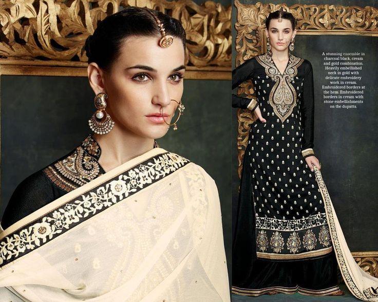 1762Anarkali Indian Wedding Dress Party Bollywood Pakistani Designer Salwar Suit #KriyaCreation #SalwarSuit