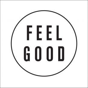 Feel Good - Transparent Price 6,5 € Feel Good - Gennemsigtig folie. Pris 45 dkk. #text #words #tekst #ord