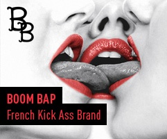 Boom Bap French Kick Ass Brand