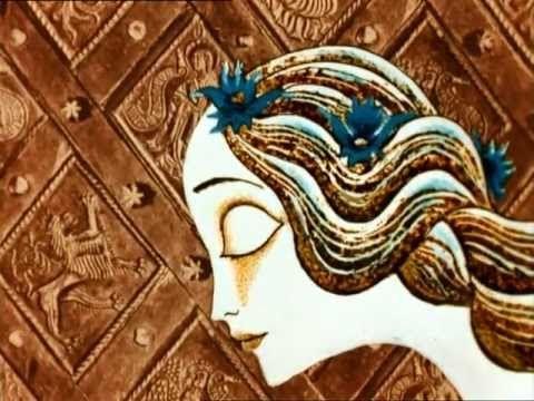 Rusalochka - The Little Mermaid Russian Soyuzmultfilm 1968