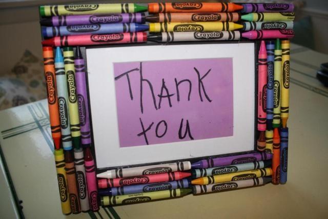 Preschool Teacher Gift