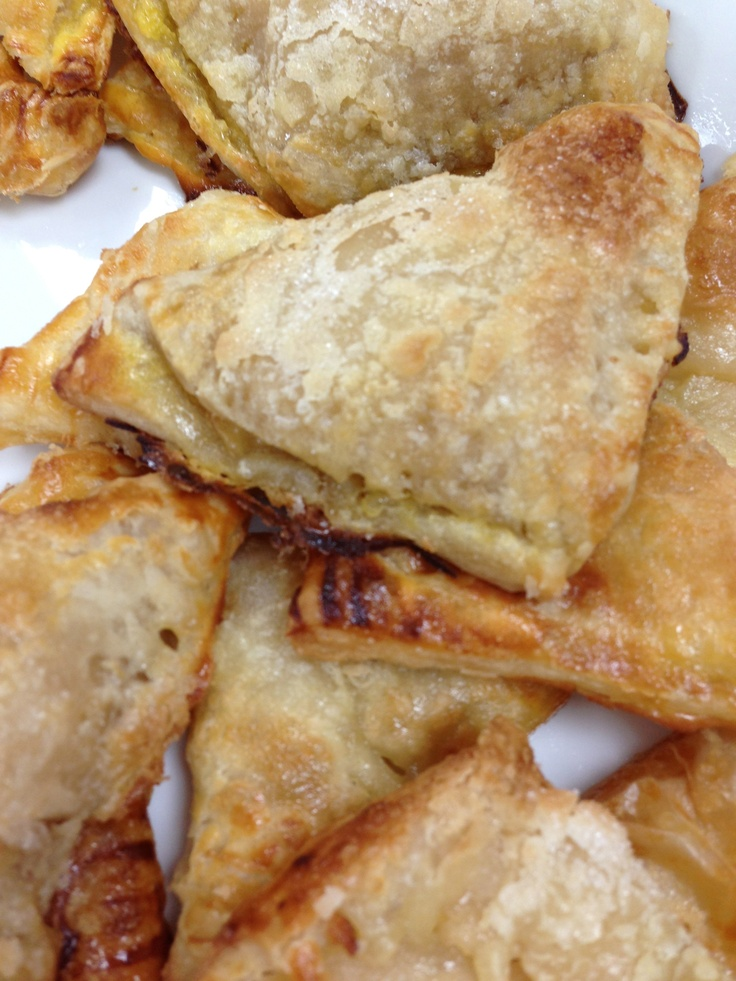 how to make apple turnover with pie crust