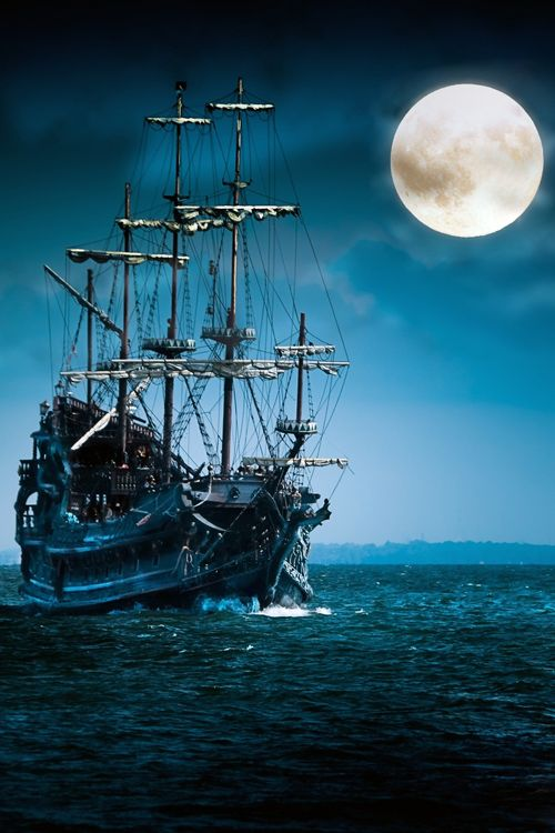 This photo can be interpreted as the pirate ship that Hamlet boarded on when he returned back to Denmark. The darkness of the sky perfectly describes the theme of the story and the chaos that is about to break out in Denmark between Claudius, a Hamlet, and Laertes