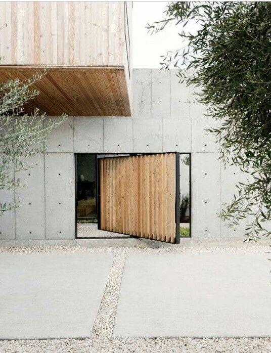 acero - concreto - madera