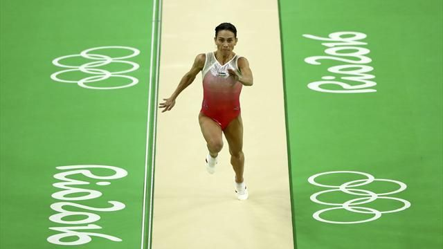 Olympics Rio 2016: Age is just a number for Chusovitina - Rio 2016 - Artistic Gymnastics - Eurosport
