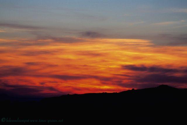 Sunset & Sky